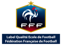 Label FFF école de Football
